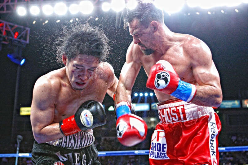Robert Guerrero recently beat Yoshiro Kamegai by decision after adding CrossFit as his strength and conditioning program.