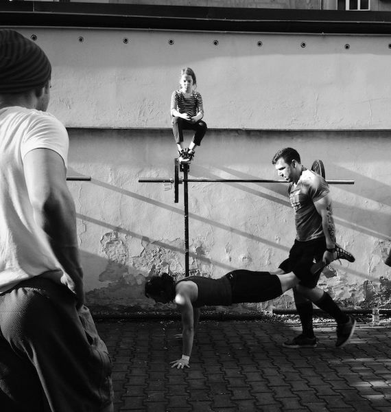 CrossFit Praha, Czech Republic. Photo: Kieran Kesner