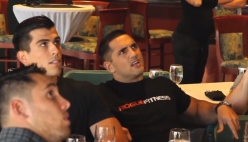 Jason Khalipa and Garret Fisher can't believe what the NSCA is doing now.