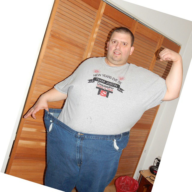 Justin Null's lost 101 pound training at CrossFit Tried and True: http://on.fb.me/1EMRc3w