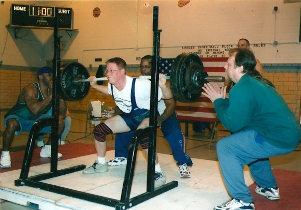 """When I started competing as a powerlifter around 2001, most of the things I learned didn't jive with what the NSCA taught."" - Chris Cooper"