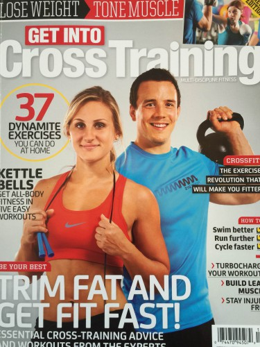"f8296562e79 Get Into Cross Training  8   10. ""Get Into Cross Training"" is the worst  title of any magazine ..."