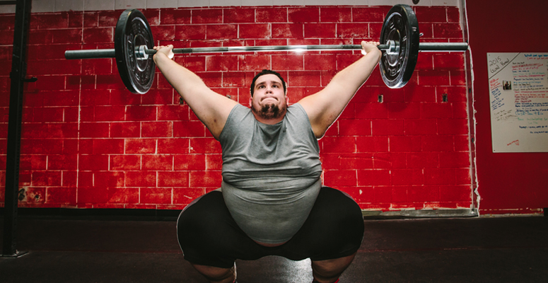 Daniel Casey lost 150 pounds training at a CrossFit affiliate: http://bit.ly/1JQabva