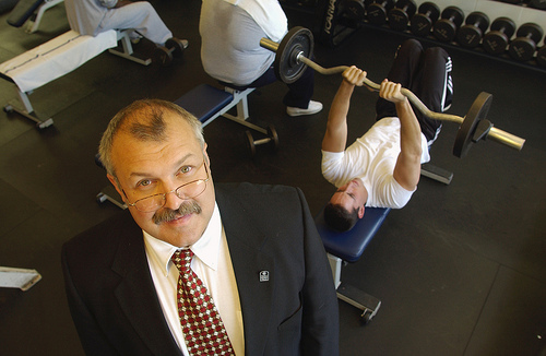 William Kraemer of the NSCA's Journal of Strength and Conditioning Research.