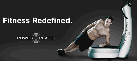 "Power Plate claims to have ""redefined"" fitness: http://bit.ly/1CQA8vG"