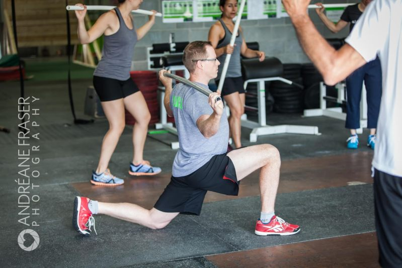 CrossFit affiliates have raised the standard for results from fitness training.