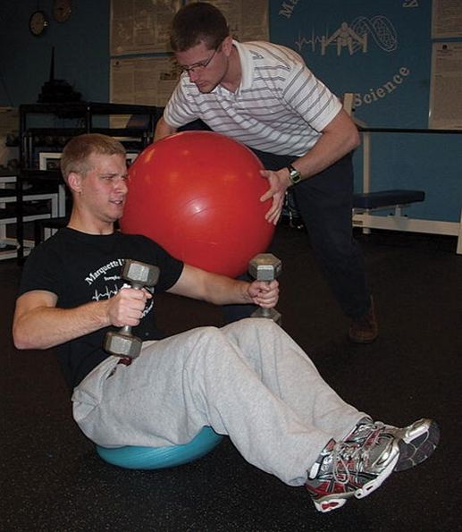 """Strength and Conditioning for Stock Car Racing,"" published in the NSCA's journal:  http://bit.ly/1ErN3jJ"