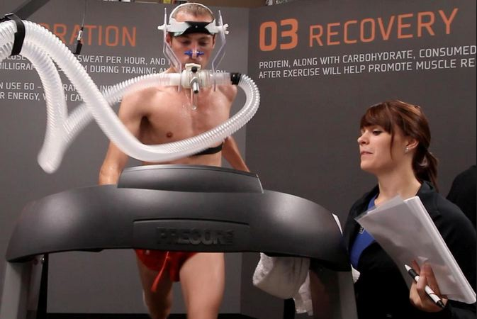 High VO2Max absent functional movement capacity won't get you far in fitness competitions. http://oolrun.com/wp-content/uploads/2014/08/ritzenheinVO2max.jpg
