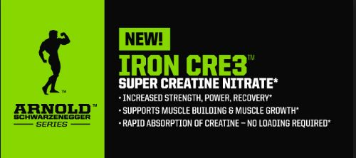 Creatine Nitrate: http://www.ebay.com/itm/MusclePharm-Arnold-Series-IRON-CRE3-Super-Creatine-Nitrate-30-Serves-ALL-FLAVORS-/281173765172