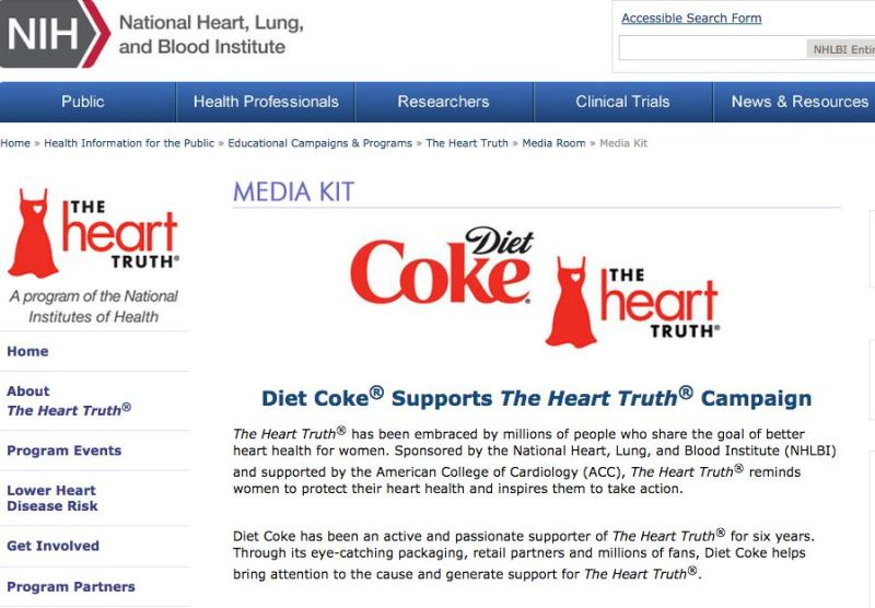 http://www.nhlbi.nih.gov/health/educational/hearttruth/media-room/sponsor-dietcoke.htm