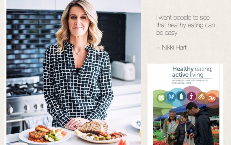 Nikki Hart, nutritional advisor to Coca-Cola Oceania.
