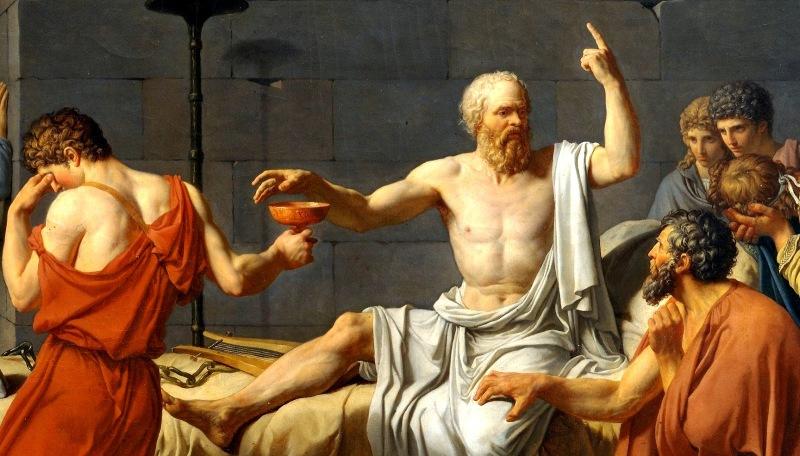 Death of Socrates JacquesLouisDavid.jpg